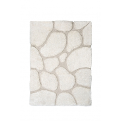 Furniture Of America Frederiction Ivory Contemporary 5' X 8' Area Rug SKU RG4118