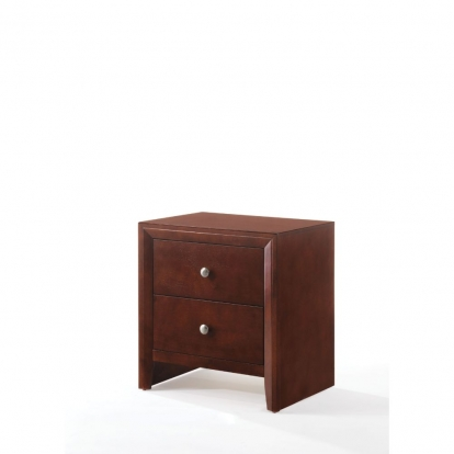 ACME Brown Cherry Ilana Nightstand