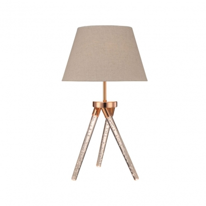 ACME Rose Gold Cici Table Lamp