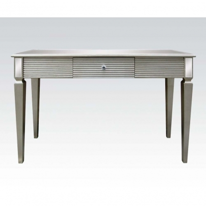 ACME Silver Shannon Console Table